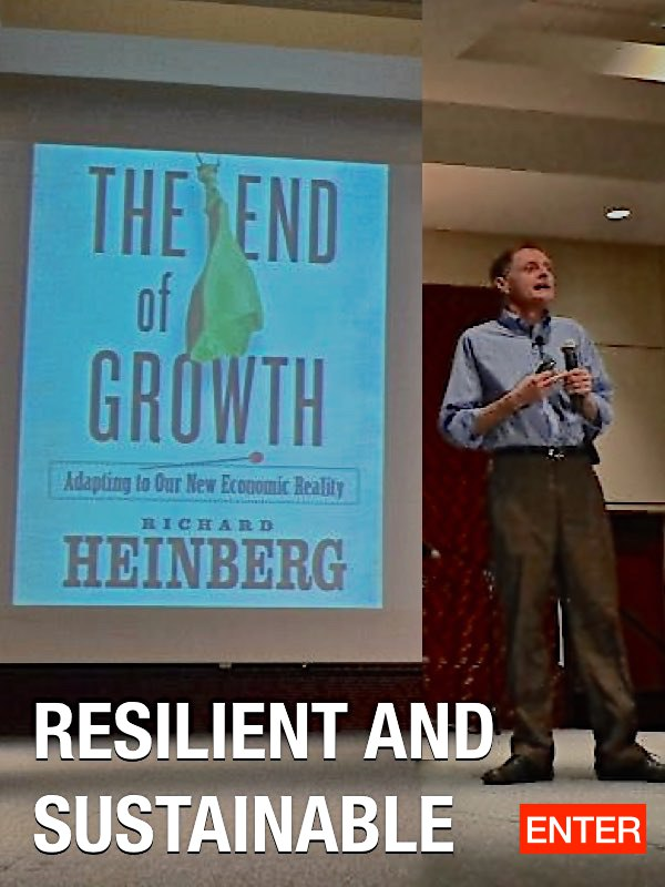RESILIENT AND SUSTAINABLE